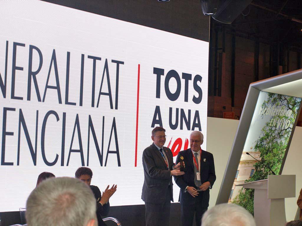 2.- La Comunidad Valenciana premiada por la Organización Mundial de Turismo en 2017, año internacional del Turismo Sostenible para el Desarrollo. Las fundaciones como la Fundación de Turismo de Montanejos cobran protagonismo como motor de un turismo responsable con el medioambiente, la cultura y los retos sociales.