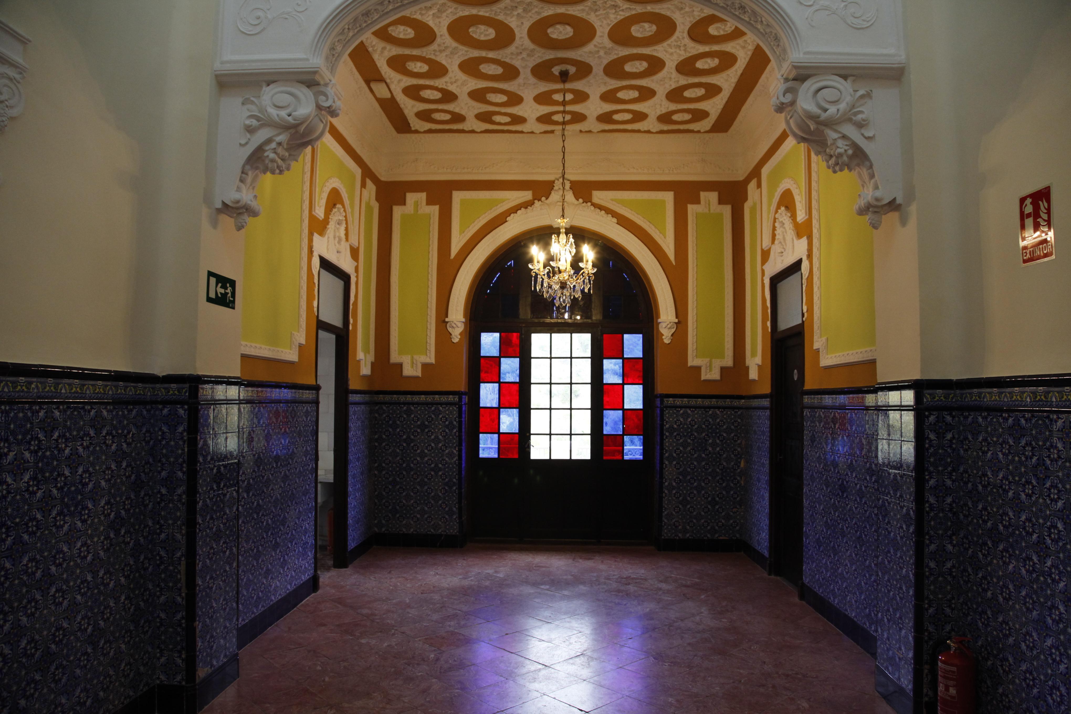 Villa Purificación interior