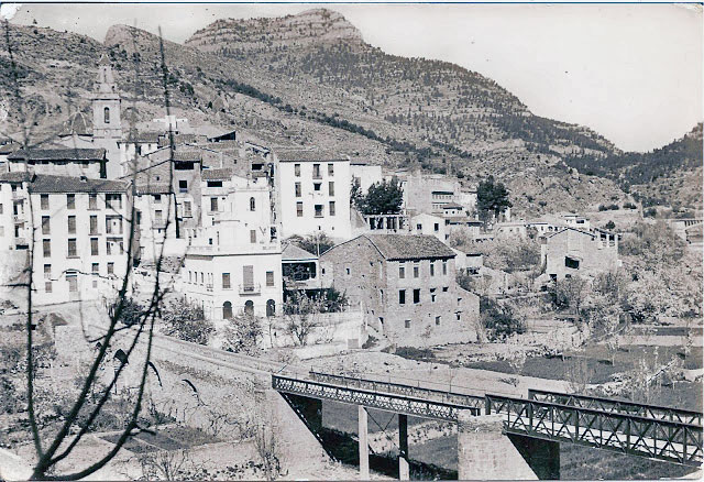 marco histórico Montanejos