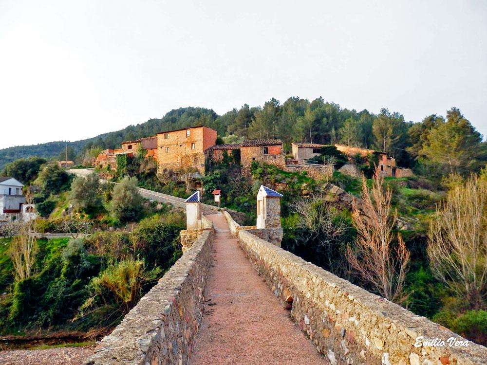 Puente de San José Montanejos