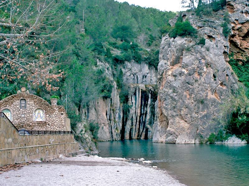 Fuente de Baños Montanejos
