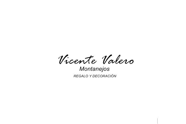 Regalos y decoración Montanejos Vicente Valero