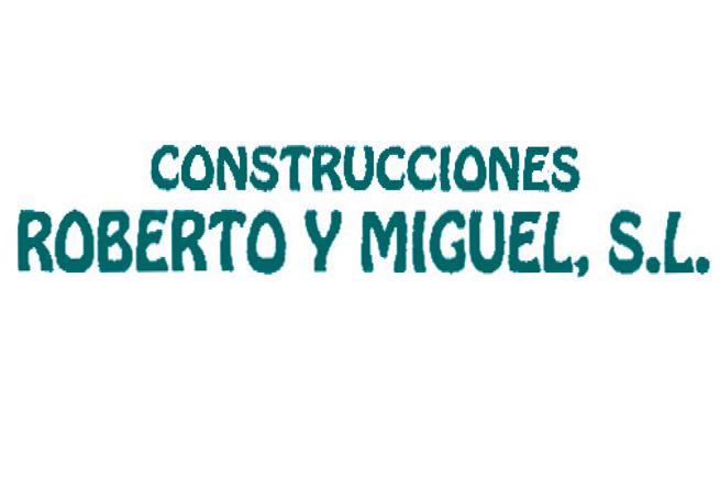 Construcciones Roberto y Miguel Montanejos