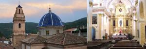 Exposición del Santísimo y adoración @ Iglesia de Montanejos | Montanejos | Comunidad Valenciana | España