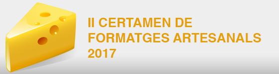 Certamen Formatges Artesanals