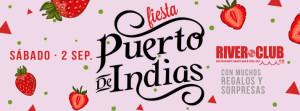 Fiesta Puerto de Indias @ River Club | Montanejos | Comunidad Valenciana | Spain