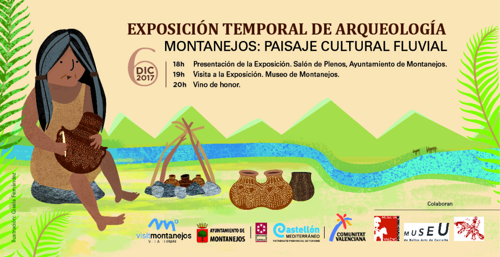 Inauguración Exposición arqueología Montanejos