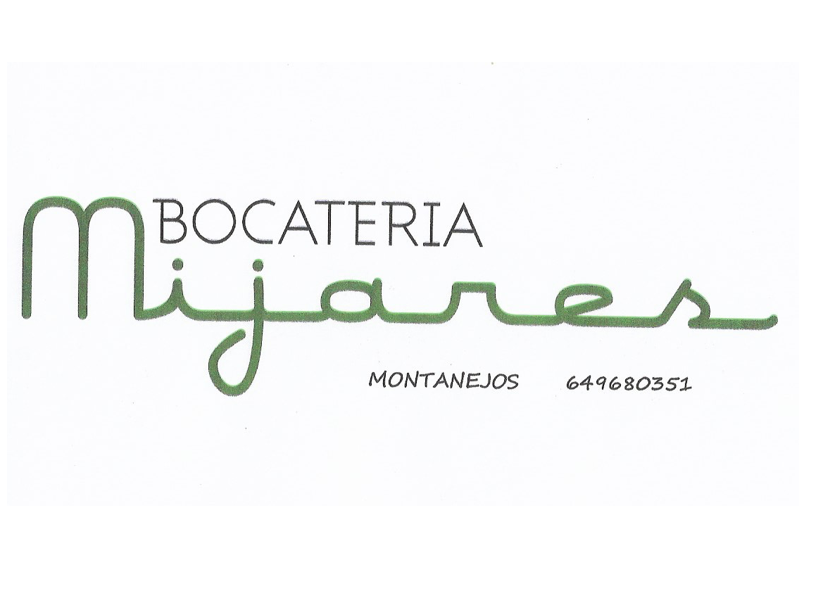 LOGO BOCATERÍA MIJARES