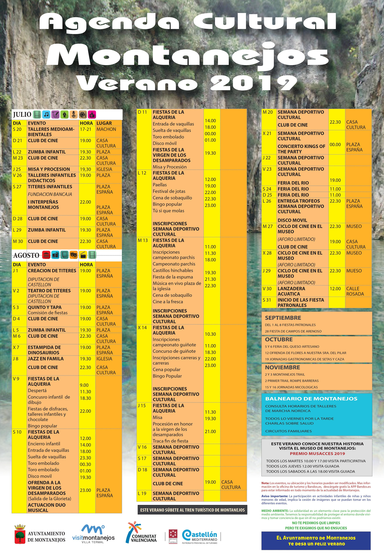 Cartel agenda (1)