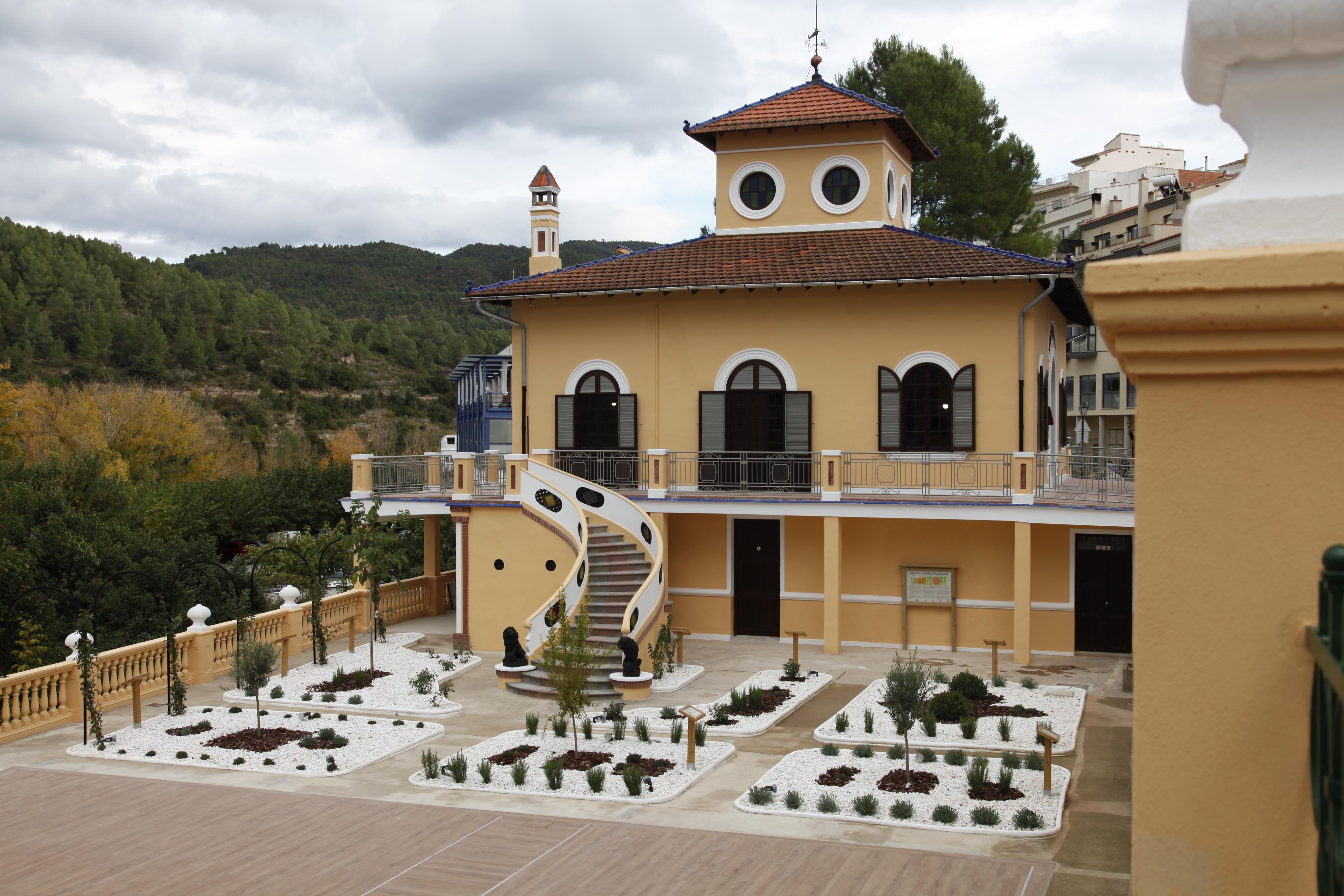 (Español) Visitas libres y guiadas en Villa Purificación